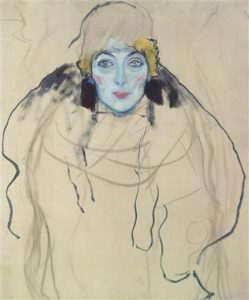 klimt-unfinished-portrait